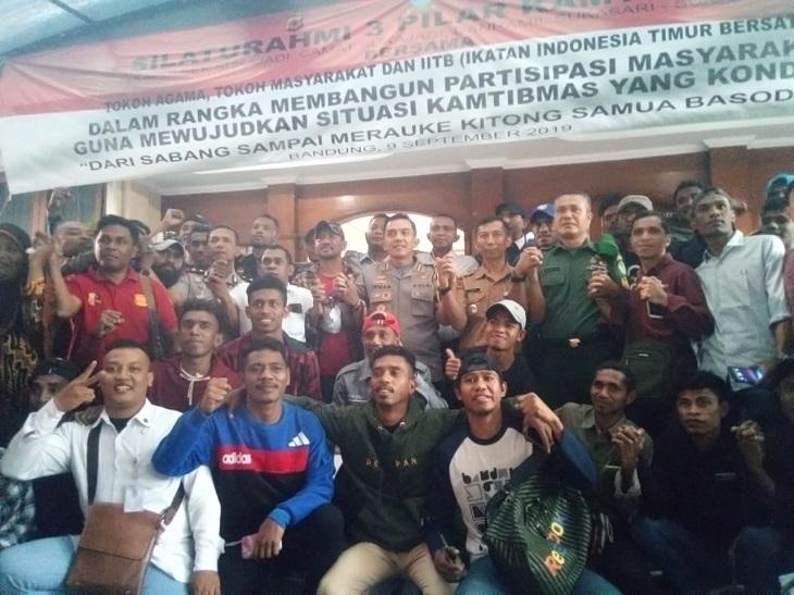 Warga Indonesia Timur di Bandung