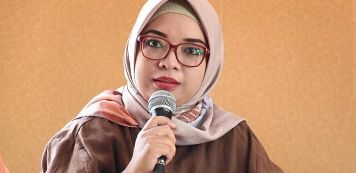 Anggota DPRD Jabar, Ade Puspitasari.
