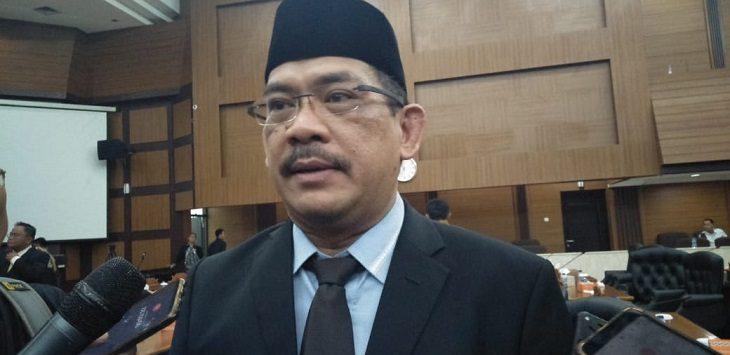 Anggota DPRD Provinsi Jawa Barat dari Fraksi Demokrat, Asep Wahyu Wijaya./Foto: Arief