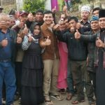 Artis Sahrul Gunawan mencalon bupati Bandung (ist)