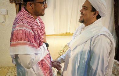 Hengky Kurniawan dan Habib Rizieq Shihab