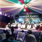 Manaqib Qubro, dipadati ribuan warga Kanci Kabupaten Cirebon.Dede