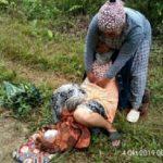 Ibu melahirkan di Pangandaran