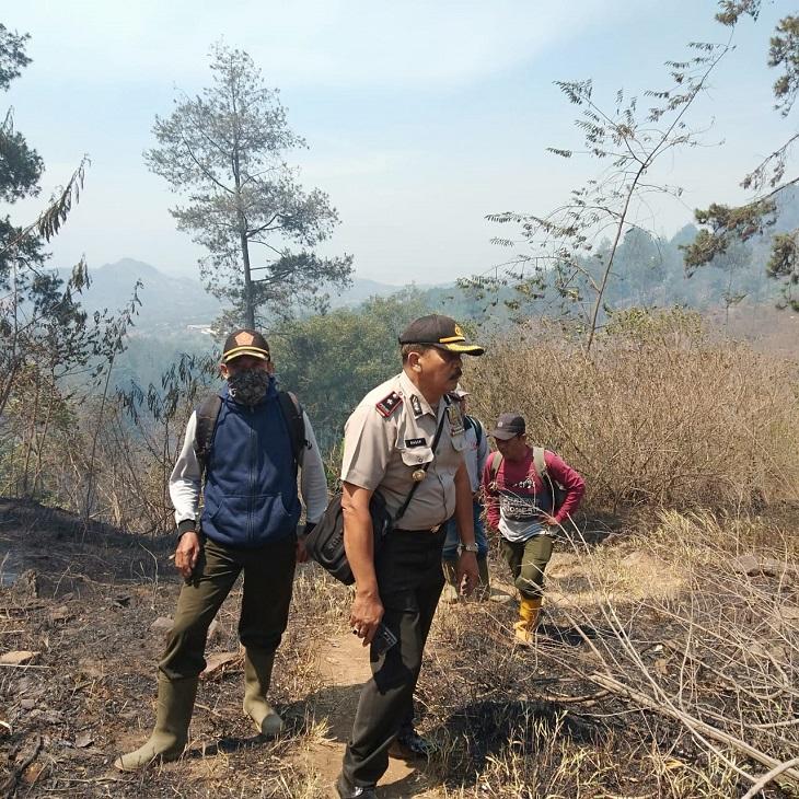Kebakaran di Bandung