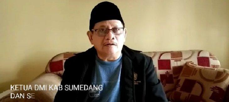 Ketua DMI Kabupaten Sumedang, Firdaus./Foto: Istimewa