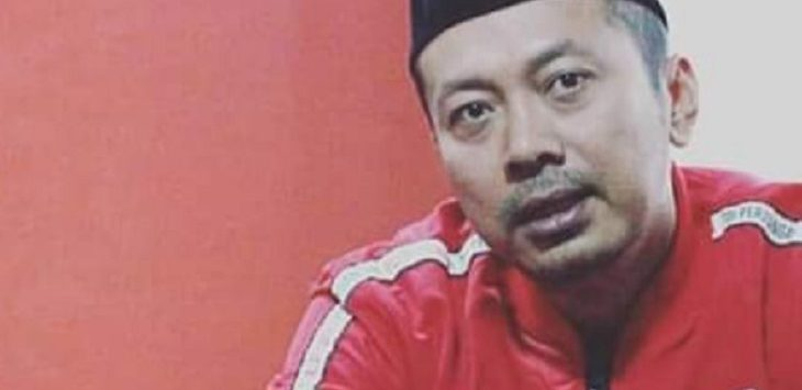 Ketua DPC PDIP Karawang, Taufik Ismail./Foto: Ega