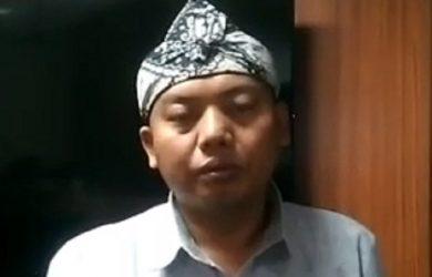 Ketua Fraksi PKB DPRD Jabar, Sidkon Djampi