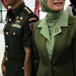 Kolonel Hendi Suhendi bersama istrinya Irma Nasution (ist)