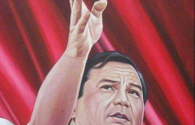 Menteri Pertahanan Prabowo Subianto (ist)