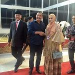 Mulan Jameela dilantik jadi anggota DPR RI (ist)