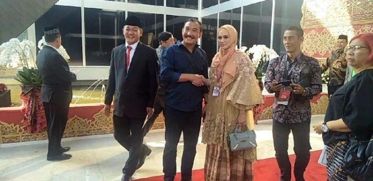 Mulan Jameela dilantik jadi anggota DPR RI (dc)