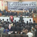 Pelantikan Pimpinan DPRD Kabupaten Majalengka