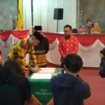 Penetapan pimpinan definitif DPRD Kota Sukabumi
