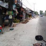 Perbaikan yang dilakukan untuk uji kanalisasi 2-1 di jalur Puncak Bogor (adi)