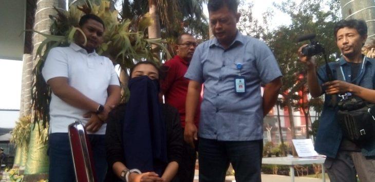 Dalam Keadaan Pengaruh Narkoba, Perempuan Ini Bawa Narkoba Jenis Sabu 2,5 Gram Kedalam Rutan Bandung
