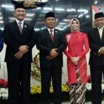 Pimpinan DPRD Jabar 2019 hingga 2024 (ist)