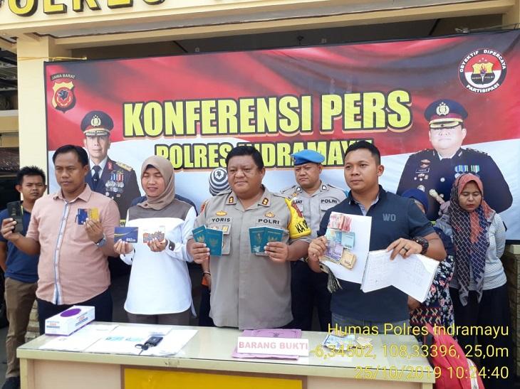 Polres Indramayu ungkap kasus TPPO