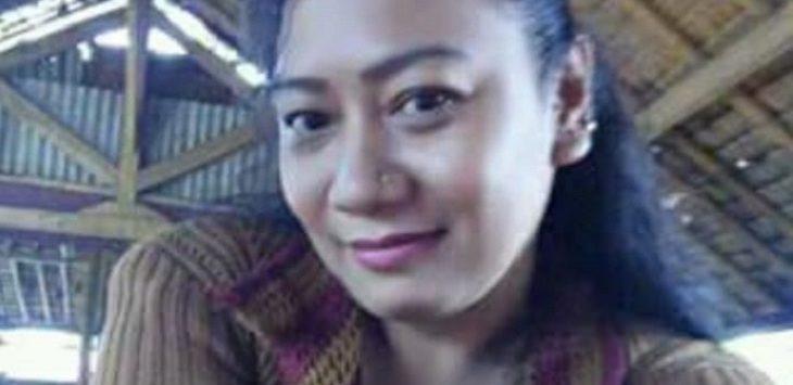Sarwi atau Seni, korban TPPO asal Pamanukan, Kabupaten Subang./Foto: Istimewa