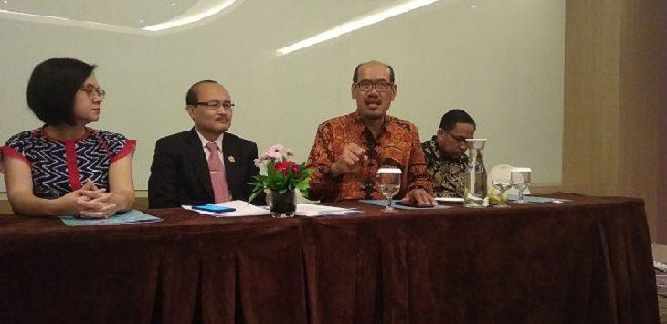 Sekretaris Direktorat Jenderal PAUD dan DIKMAS, Wartanto(batik coklat),/Foto: Rmol