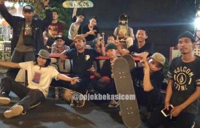 Skateboarders Kota Bekasi Minta Tempat Berlatih