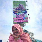 Wah! Fans K-pop asal Bekasi Rela Sewa Billboard di Jalan Ahmad Yani Demi Oppa