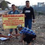 Warga Al Makmur Babelan Tak Segan Tangkap Pembuang Sampah Sembarangan 1