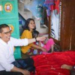 Kunjungan Wali Kota Cimahi ke kediaman Farid