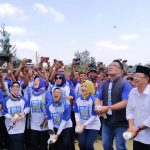 Acara Milenial Camp 2019 yang dibuka Gubernur Jabar (ist)
