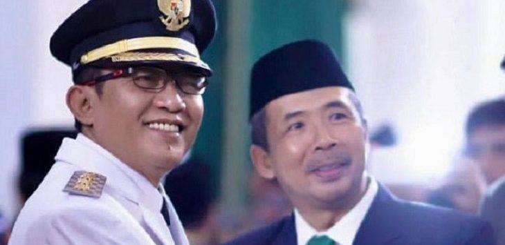 Ade Sugianto Dan Basuki Rahmat./Foto: Rmol