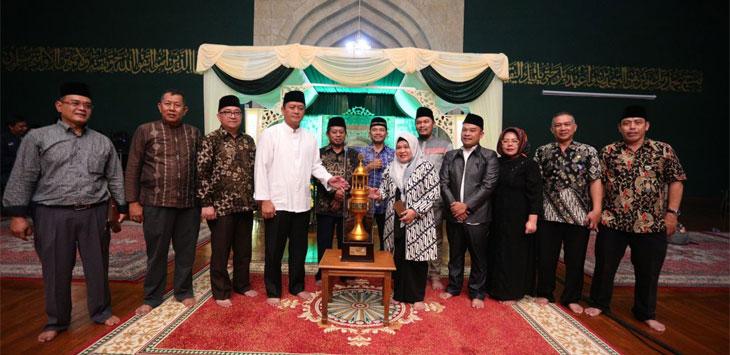 Bojongloa Kidul Juara Umum MTQ Kota Bandung