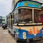 Bus Pariwisata Kota Bekasi