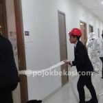 Damkar Gelar Simulasi Pemadaman Kebakaran di Rumah Sakit