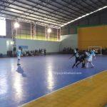 Disbudpora Gelar Turnamen Futsal