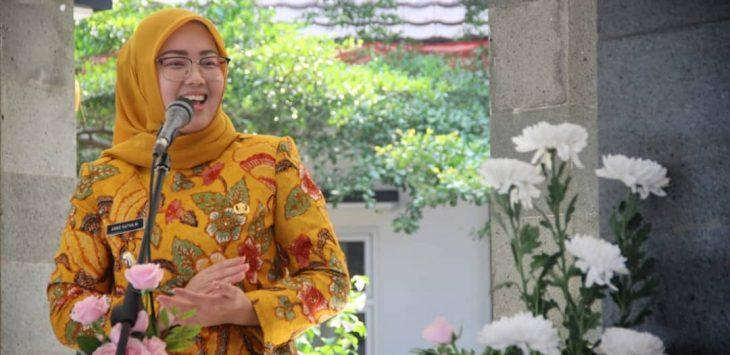 Bupati Purwakarta Anne Ratna Mustika.