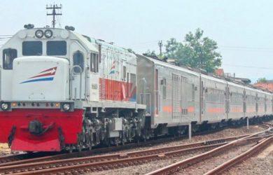 Ilustrasi kereta api (KA) (ist)