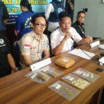 Janda asal Tasikmalaya yang ditangkap BNN Ciamis (ist)