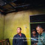 Kantor Baznas Kota Bogor yang terbakar (ist)