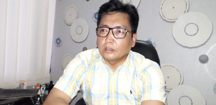 Kepala Sat Reskrim Polres Cirebon Kota, AKP Deny Sunjaya. Dede