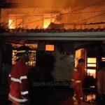 Kebakaran di Perumaham Tytyan Indah
