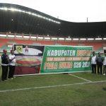 Kemenpora mengunjungi Stadion Pakansari Bogor (cek)