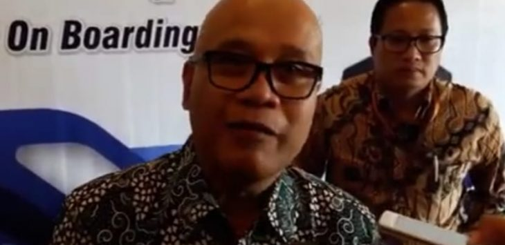 Kepala KPw BI Cirebon Fadhil nugroho. Dede