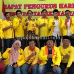 Ketua Baru Harap Partai Berkarya Terus Berkibar di Kabupaten Bekasi