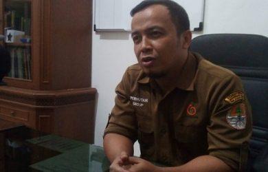 Komarudin , Administratur Perhutani Bandung Utara
