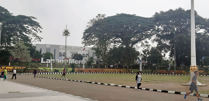 Lapang Merdeka Sukabumi
