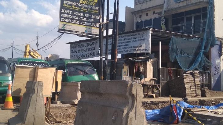 Lokasi terdampak pembangunan Tol Cisumdawu di Bandung