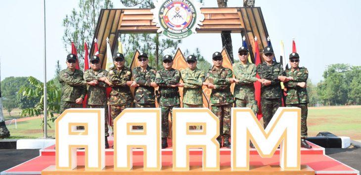 Lomba Menembak AARM 2019 di Jabar (ist)