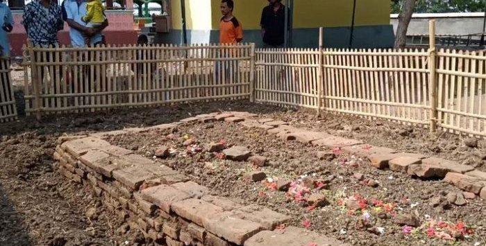 Makam kuno di Indramayu yang dianggap salah satu murid Sunan Gunungjati (ist)
