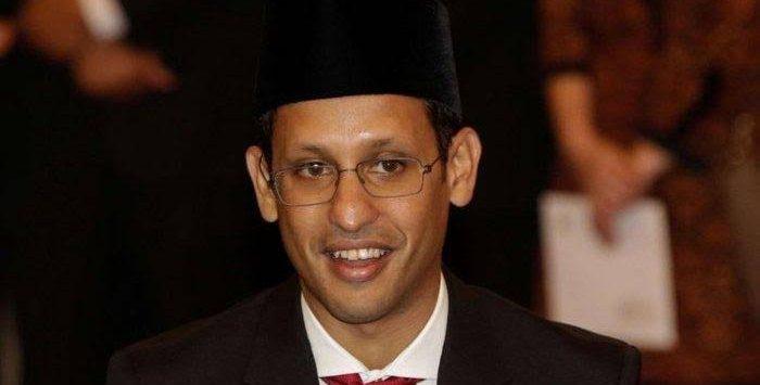 Mendikbud Nadiem Makarim (ist)