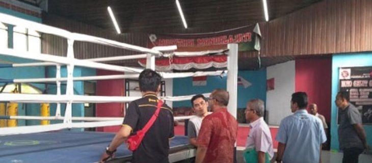 Muaythai Jabar minim fasilitas latihan./Foto: Rmol