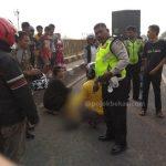 Pelajar SMKN 2 Karawang Barat Tewas Kecelakan di Kedungwaringin